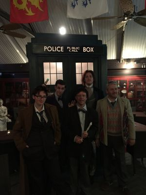 Dr Who Quiz Night - eAccommodation