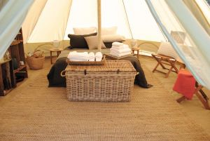 Cosy Tents - Daylesford - eAccommodation